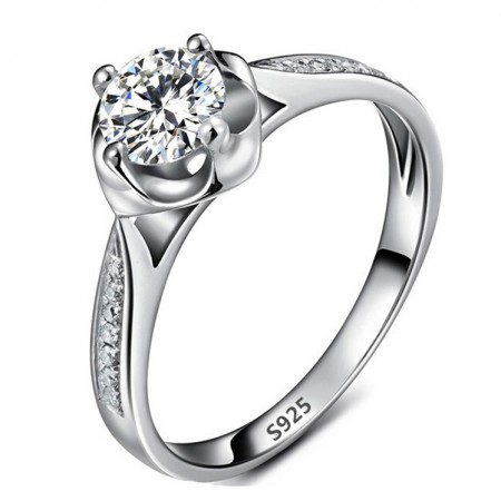 silver engagement rings | product categories | nadine jardin wdawmvz