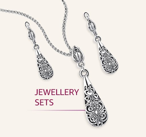 silver jewellery jewellery sets exnepuw