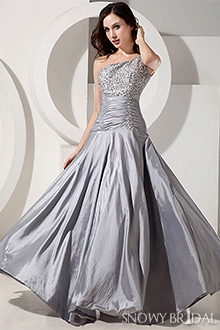 silver wedding dresses - w0336 oaynxtc