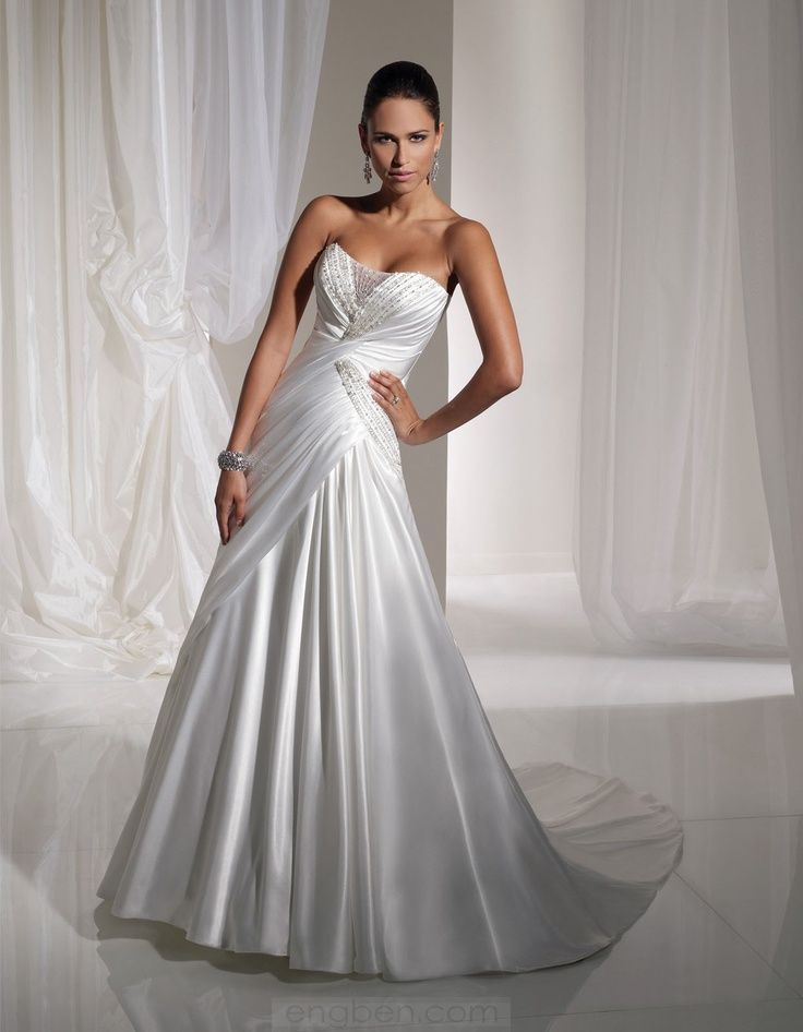 silver wedding dresses yaswejy