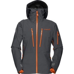 ski jacket norrøna lofoten gore-tex pro shell jacket - womenu0027s rsjaxwf