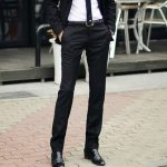Use Slim fit Dress Pants as an Office Wear to your Office