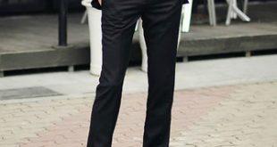 slim fit dress pants menu0027s slim fit business dress pants casual suit pants abnjsjg