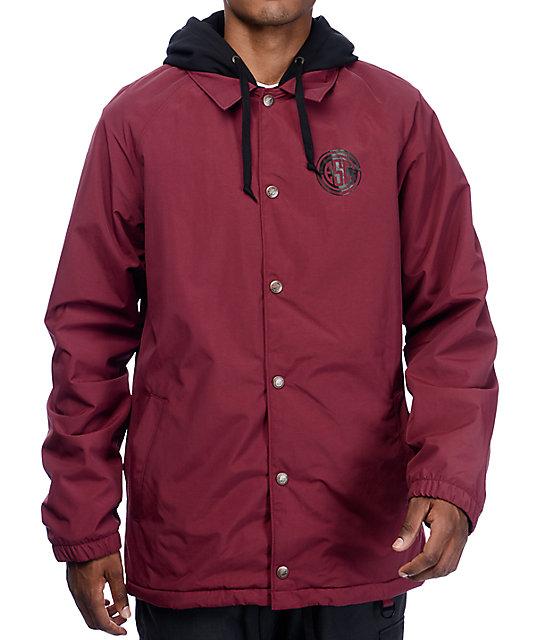 snowboard jackets empyre red express 10k snowboard jacket acjmyzz