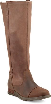 sorel womens boots sorel major tall waterproof boots - womenu0027s - rei.com svgoseq