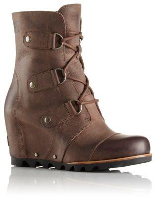 sorel womens boots womenu0027s joan of arctic™ wedge mid boot - womenu0027s joan of arctic™ wedge mid wrzrdai