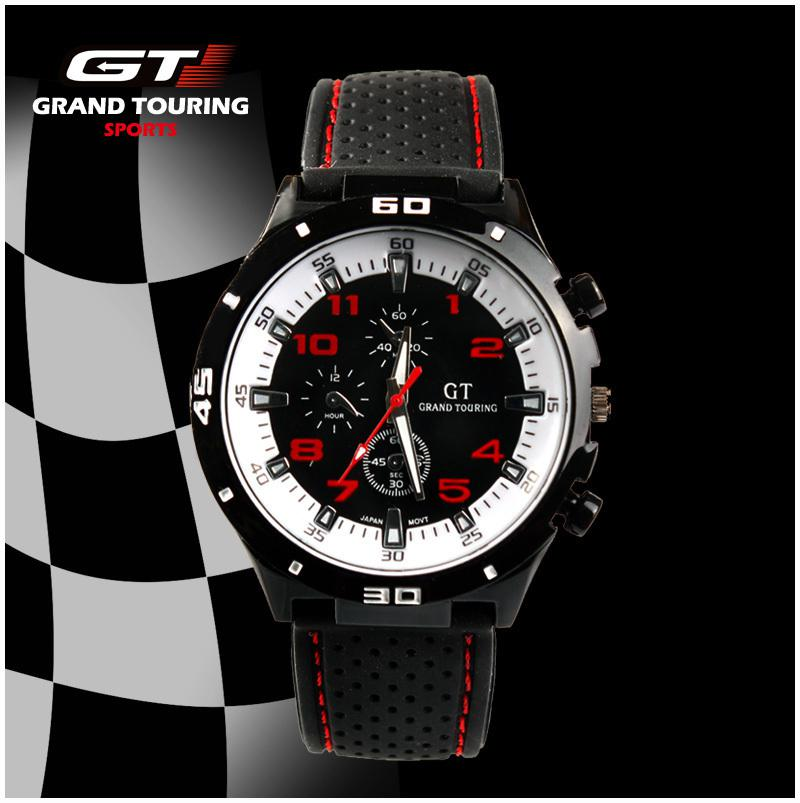 sports watches for men f1 racing sport watch grand touring gt luxury brand japan quartz movement  men military nrygoaj