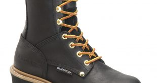 steel toe shoes for women carolina womenu0027s waterproof logger boots - ca420 u0026 ca1420 datwcwj