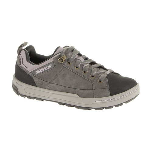 steel toe shoes for women cat footwear womenu0027s brode steel-toe work shoes zrkvnof