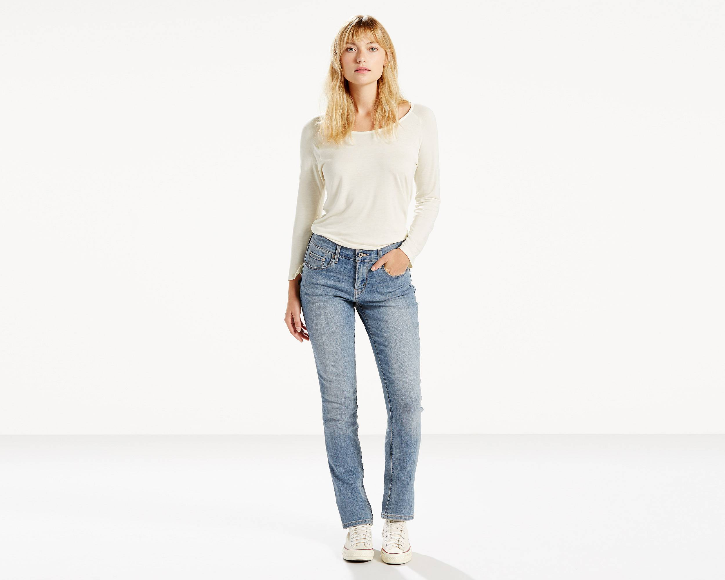 Information about Straight Leg Jeans for your better idea