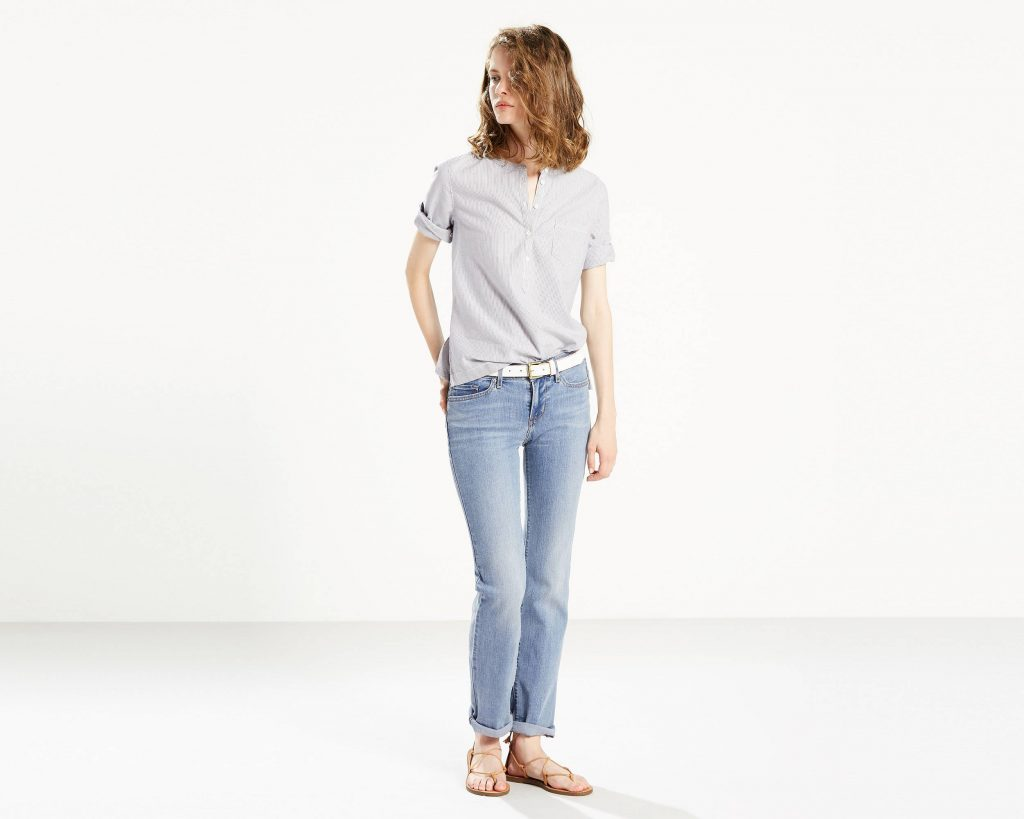 straight leg jeans quick view · 714 straight jeans vghboki
