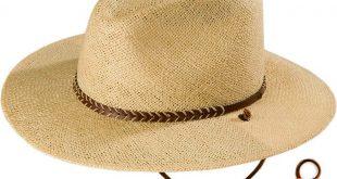 straw hats stetson lakeland uv protection straw hat, natural, hi-res ttjiirz