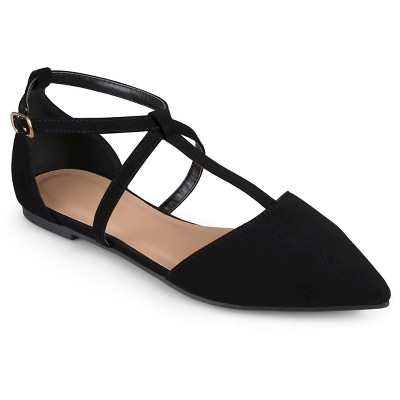 t strap flats $32.99 dtxaped