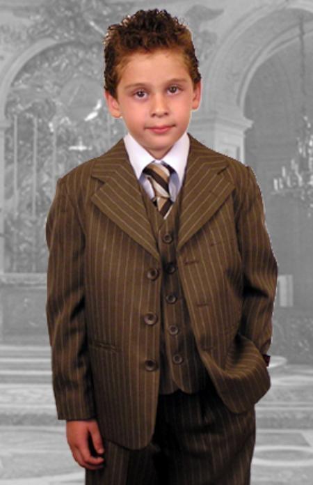 taupe boys suit rpipkaq