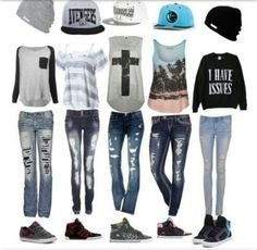 teen outfits / polyvore teen outfits | fashion » comfy outfit(: | we heart fcmkqus