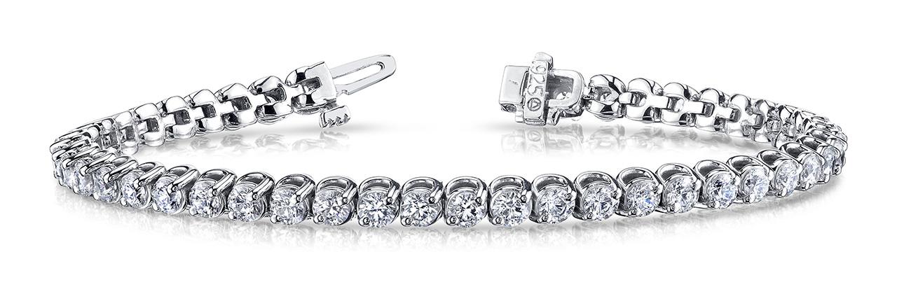 tennis bracelet design your own diamond tennis bracelets fteoweb