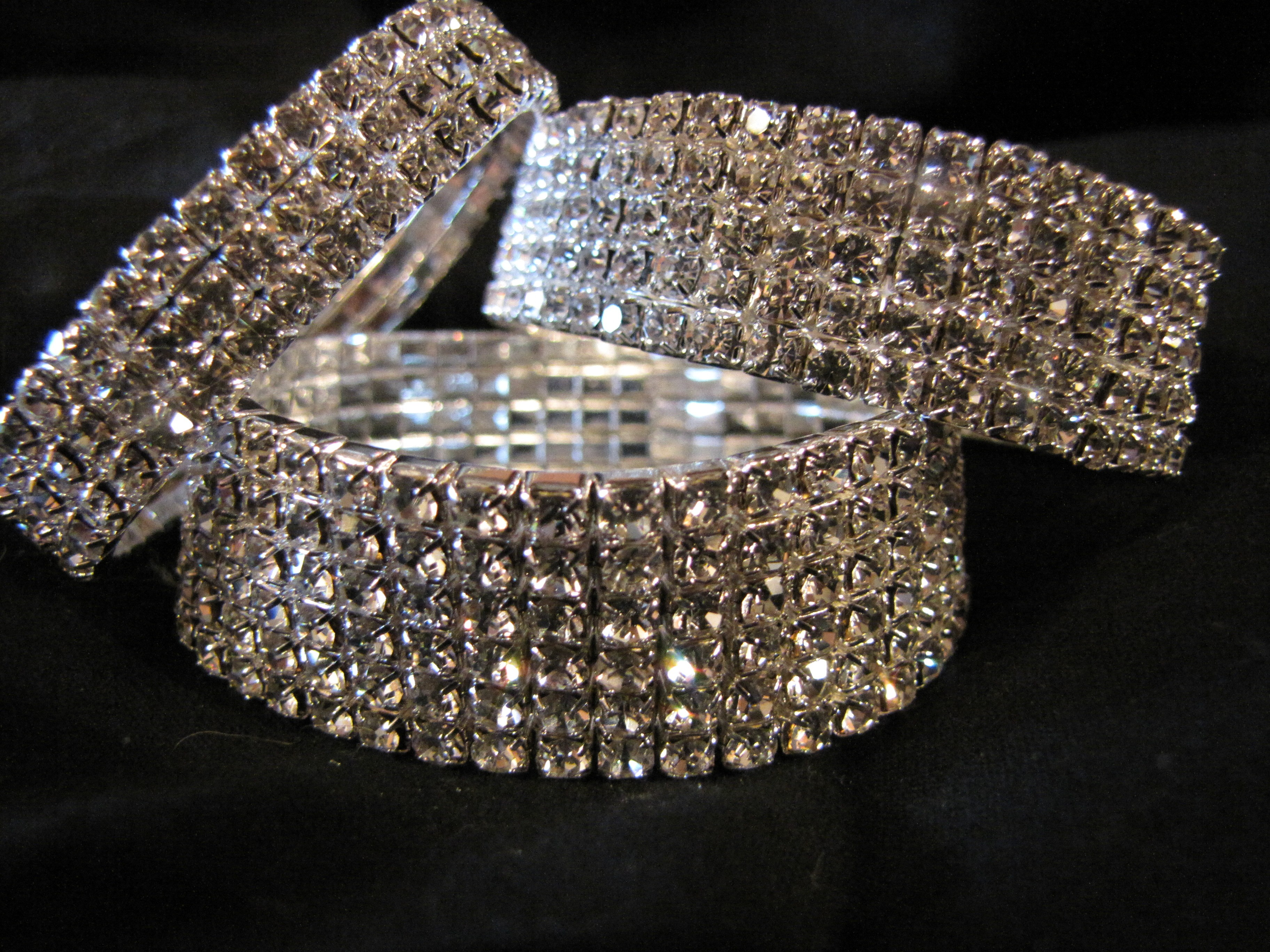 the aesthetics of rhinestone bracelets styleskier com zvlhpzj