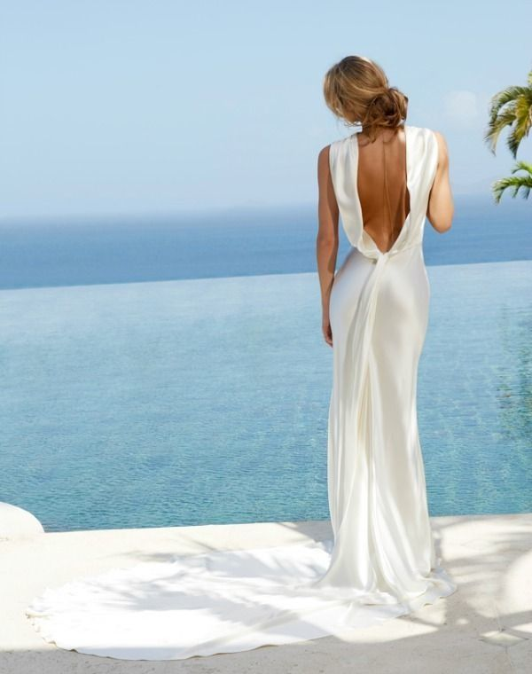 The Hottest Beach Destination Wedding Dresses Of 2015 Ebijded