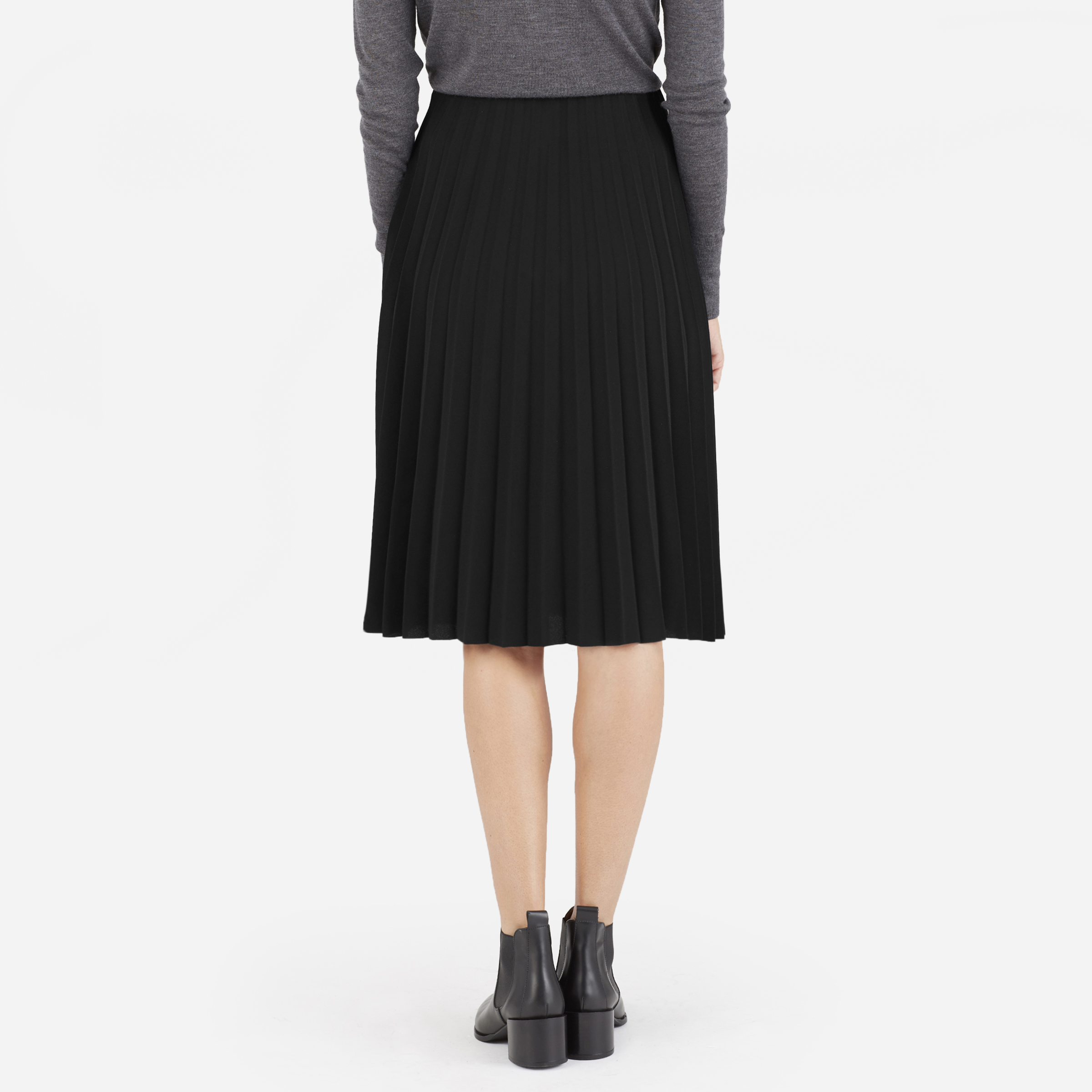 the pleated skirt - $88 dweegqd