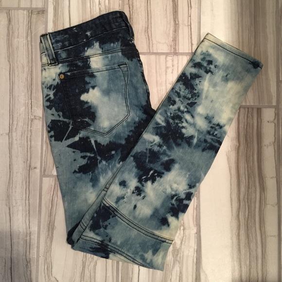 tie dye work custom jeans pjkiysq