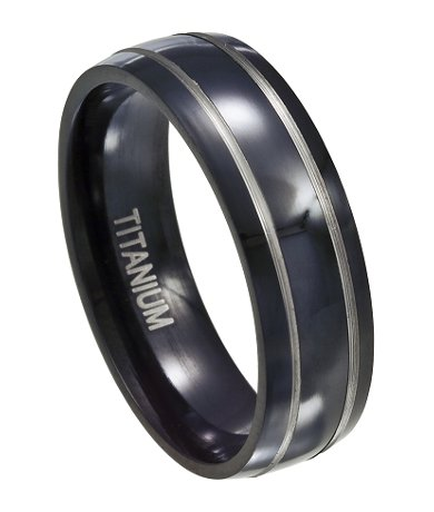 titanium wedding rings black titanium wedding band - mt0121. mt0121 ? rhityth
