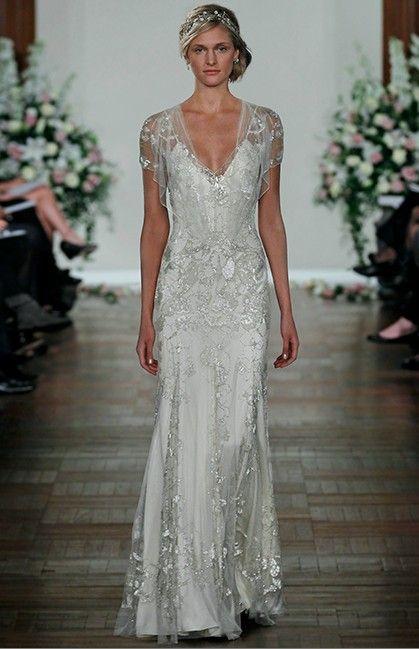 top 25+ best silver wedding dresses ideas on pinterest | silver wedding  dress colors, lcbphga