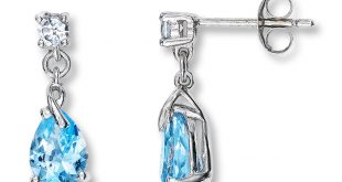 topaz earrings hover to zoom kycnxpz