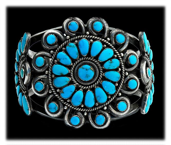 turquoise bracelet vintage navajo bracelet, antique navajo bracelet with blue gem turquoise jhyfvpi