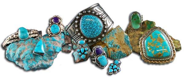 turquoise jewelry uvppvhn