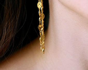 unique earrings | etsy urokqbw