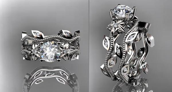 unique rings 50 unique wedding ring sets cheap engagement rings unique 1 carat nkzoutd