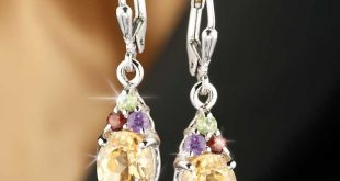 verdi citrine earrings extsmta