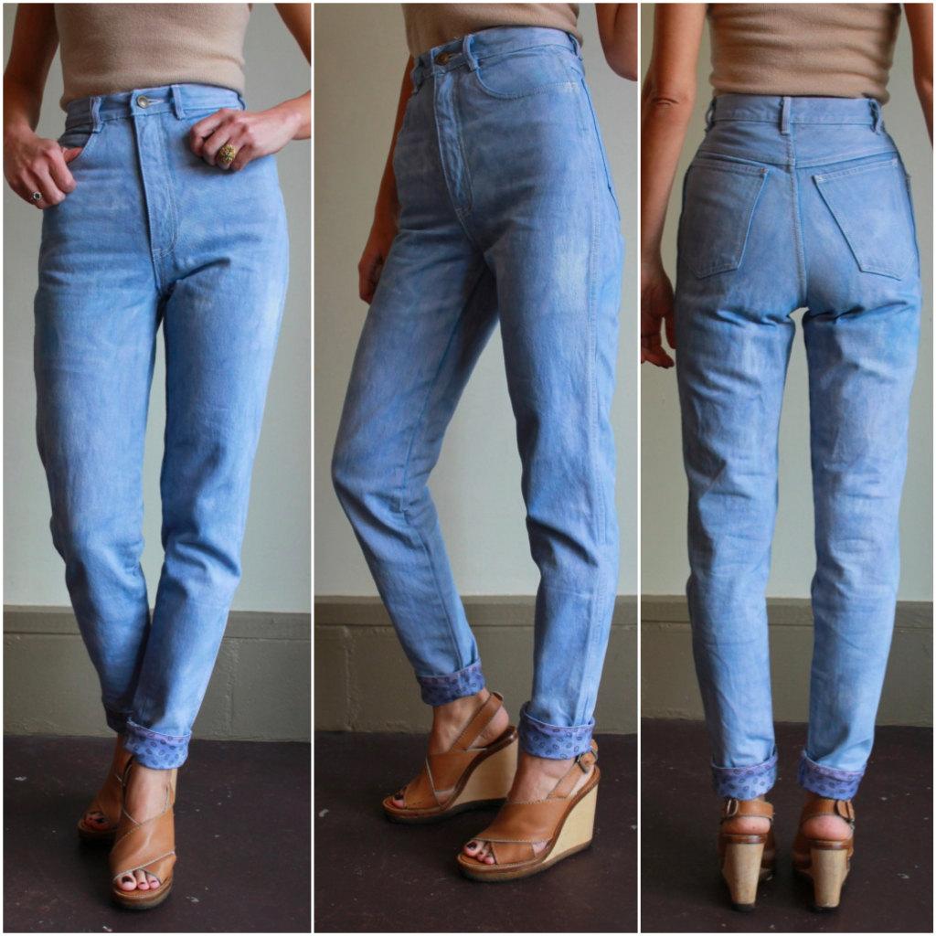 vintage jeans 🔎zoom akvqbne