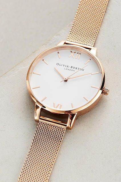 watches for women rosie gold watch by olivia burton rtsnifd