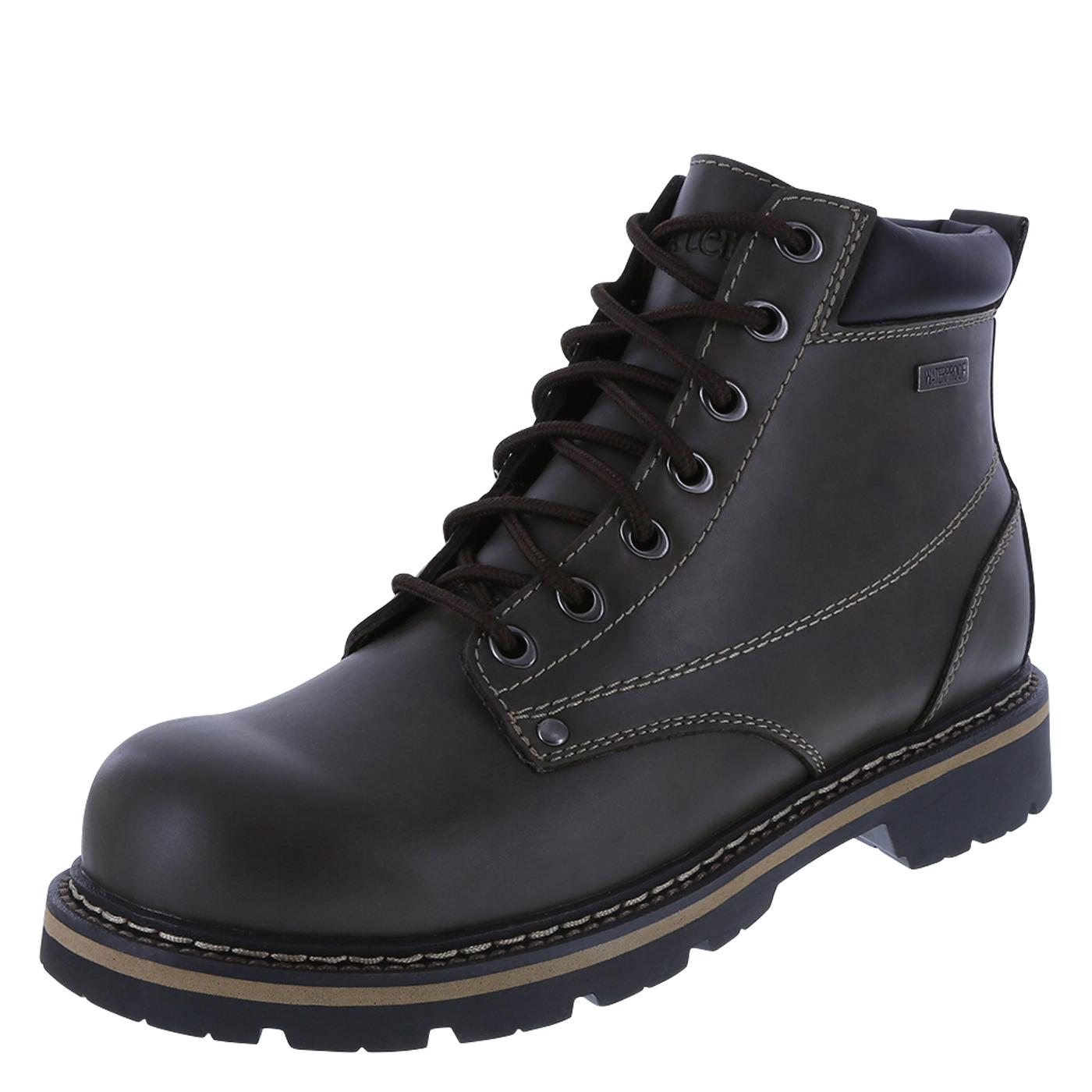 waterproof boots menu0027s ranier waterproof bootmenu0027s ranier waterproof boot, brown zuouwcr
