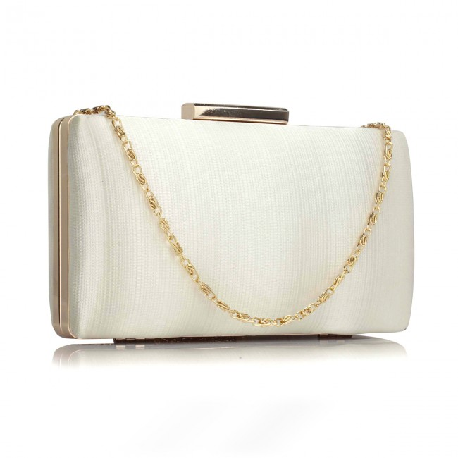 Wedding Bags Ivory U0026 Gold Bridal Clutch Ktkyurv
