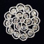 Everything you wanted to know about wedding brooches