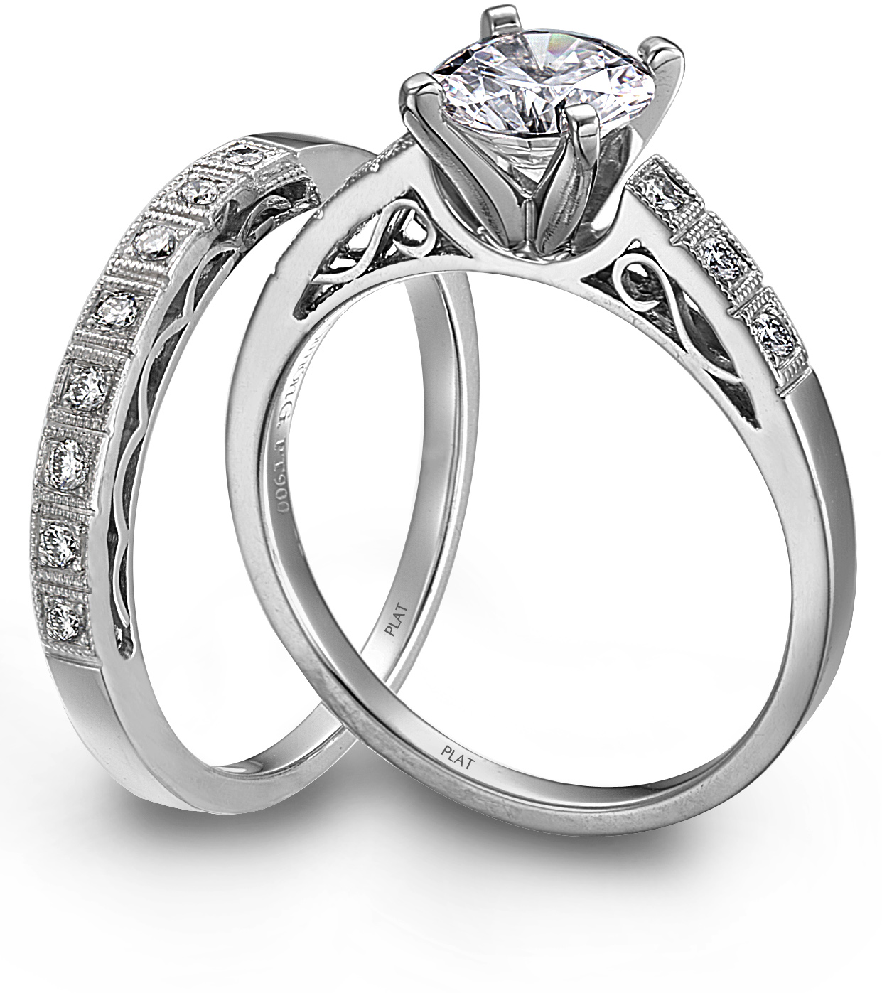 wedding engagement rings ... lrpvyhg
