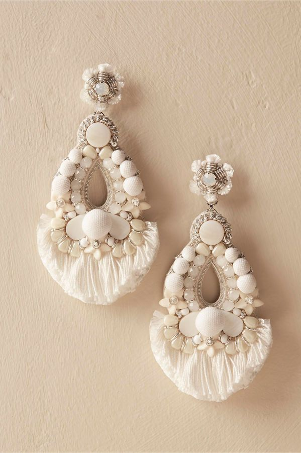 white earrings earrings statement earrings white summer festival wear big style mzkplpp