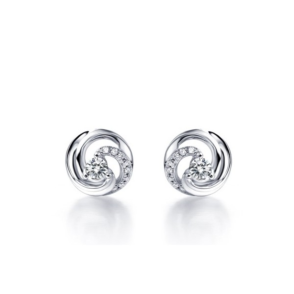 white gold earrings collection kpjiqdm