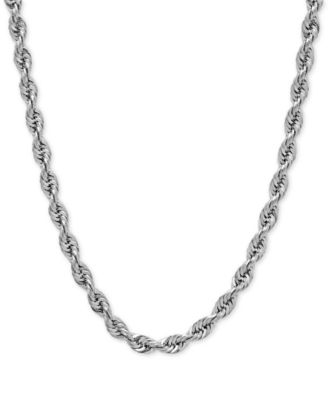 white gold necklace: shop white gold necklace - macyu0027s lruubsg