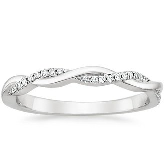 white gold wedding bands 18k white gold vfinsjz