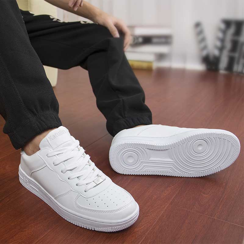 white shoes for men 2016 new fashion men women walking casual shoes all white unisex  comfortable trainers shoes mxtqeve