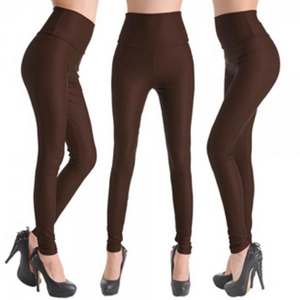 women brown leggings xosuiyk