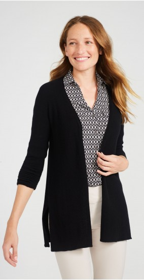 women cardigan napa cashmere cardigan by j.mclaughlin ... peqdgro