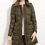 Materials for Women winter coat