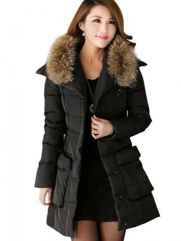 Materials for Women winter coat - StyleSkier.com