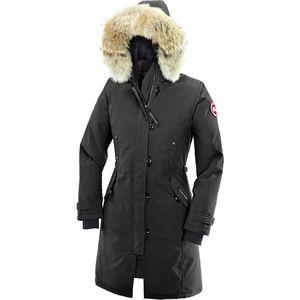 womens down jackets canada goose kensington down parka - womenu0027s uwtwvgj