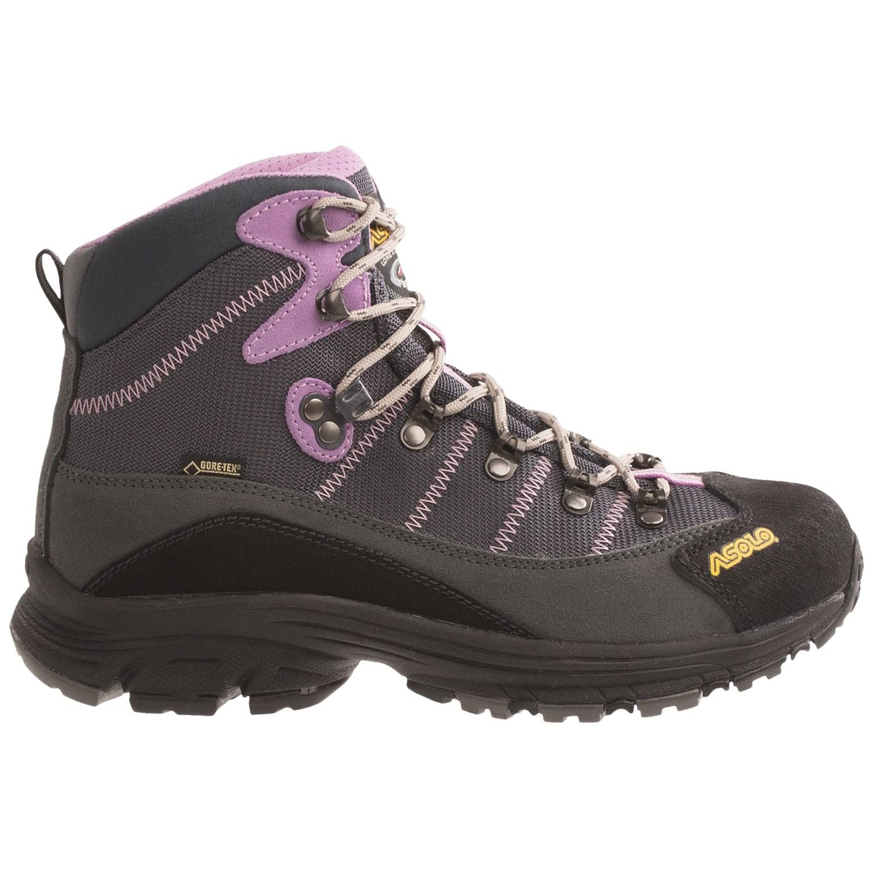 womens hiking boots asolo horizon 1 gore-tex® hiking boots - waterproof (for women) qiejaws