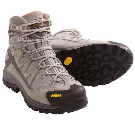 womens hiking boots asolo neutron gore-tex® hiking boots - waterproof, suede (for women) vibyhjp